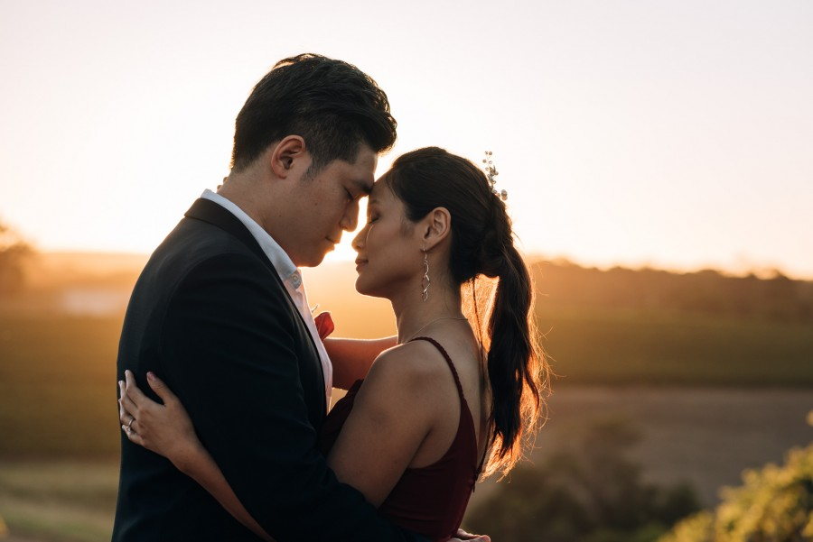 Margaret River Engagement. Pre Wedding Photography