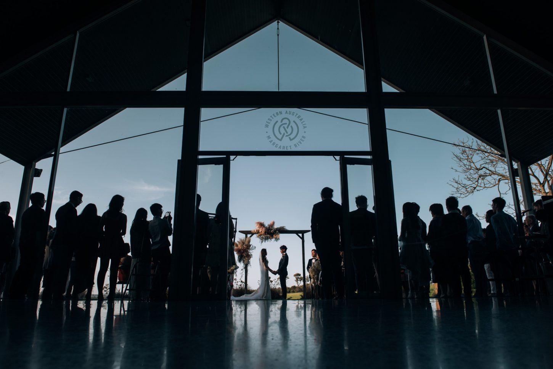 wills domain yallingup winery wedding